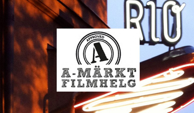 A-märkt helg, 11-13 april