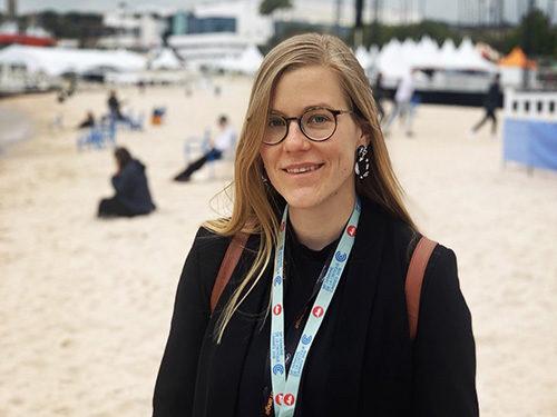 Intervju med Johanna Pyykkö